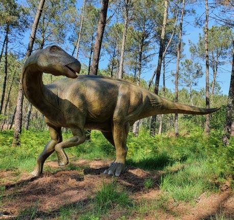La forêt des Dinosaures
